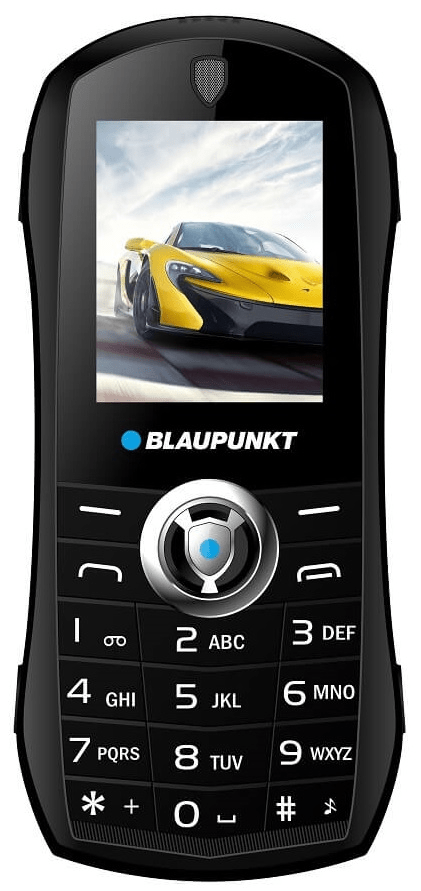 Blaupunkt Car, Black