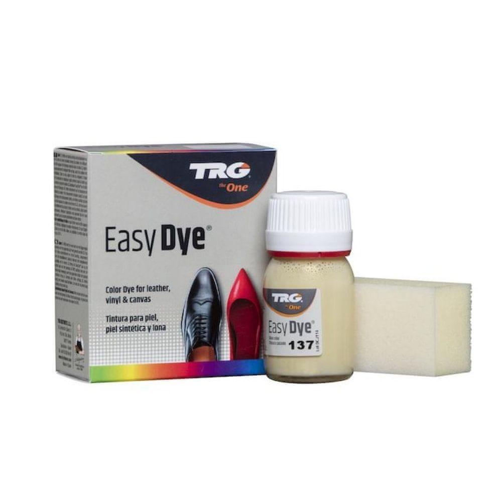 TRG One Barva na kůži, koženku a obuvnické plátno EasyDye - Béžová 137 Cream