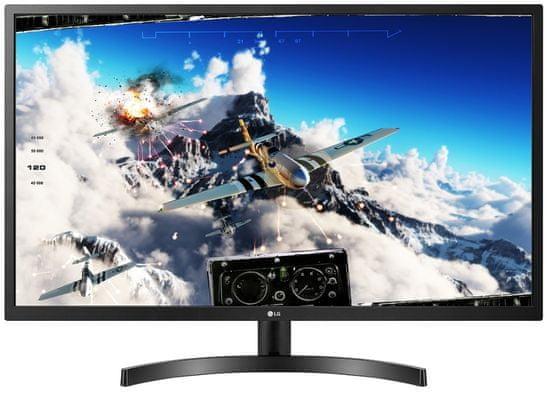 LG 32ML600M-B monitor, 81,28 cm (32), IPS, FHD