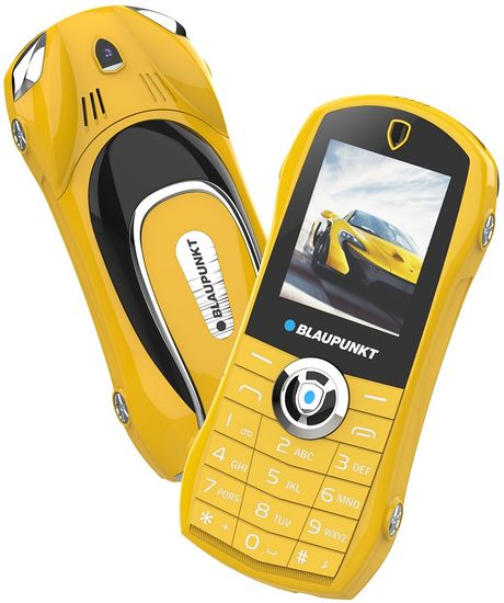 Blaupunkt CAR GSM telefon, rumen