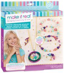 Make It Real Náhrdelník a náramky, medailónik