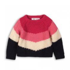 Minoti RUN 1 dekliški pulover, 74 - 80, roza