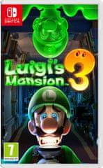 Nintendo Luigi's Mansion 3 igra (Switch)