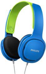 SHK2000 sluchátka, modrá