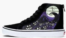 Vans otroški čevlji UY SK8-Hi Zip, 30, črni