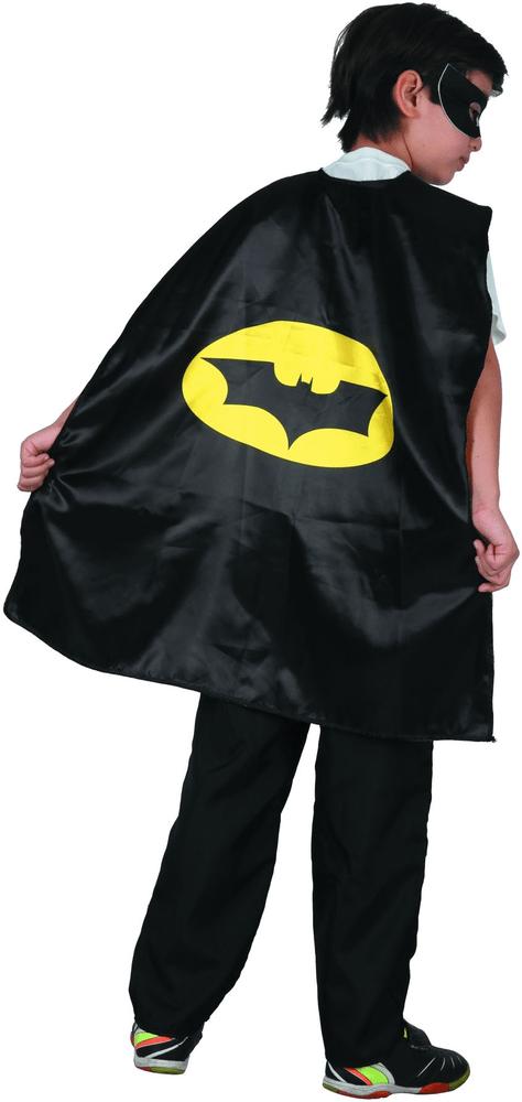 MaDe Šaty na karneval - Batman 120 - 130