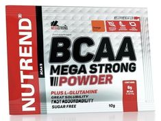 Nutrend BCAA Mega Strong Powder 10g grep