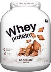 Fitness Authority Whey Protein 2270g toffee - karamel