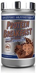Scitec Nutrition Protein Breakfast 700 g čokoláda - brownie