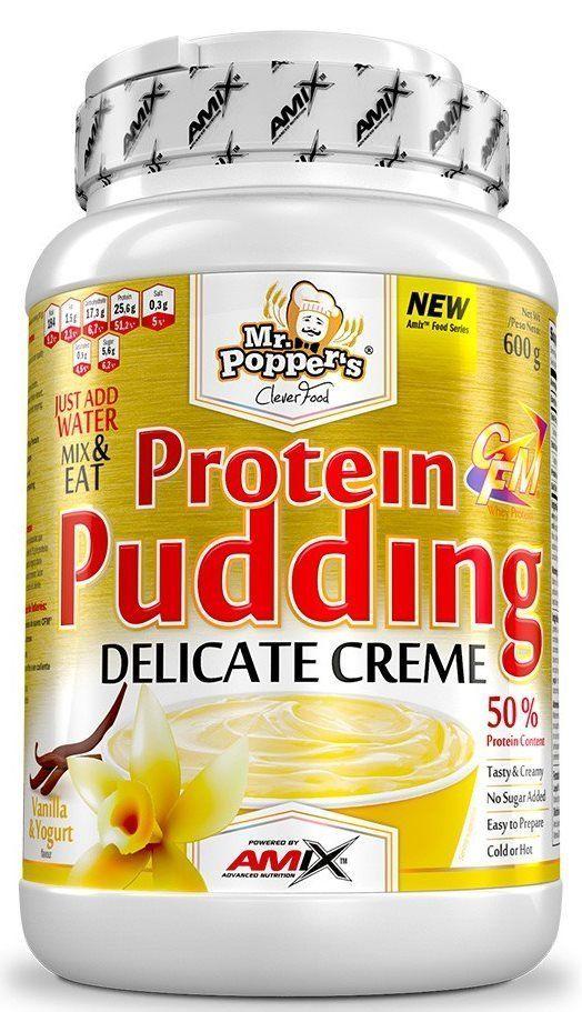 Amix Nutrition Protein Pudding Creme 600 g kokos