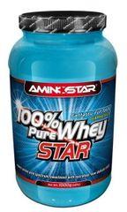 Aminostar 100% Pure Whey Star 1000g jahoda
