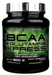 Scitec Nutrition BCAA + Glutamine Xpress 600g long island
