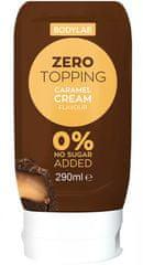 Bodylab Zero Topping Syrup 290ml slaný karamel