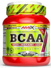 Amix Nutrition BCAA Micro Instant Juice 400g + 100g ZDARMA! ananas