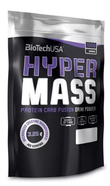 BioTech USA Hyper Mass 1000 g lískový oříšek