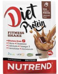 Nutrend Diet Protein 5×50g čokoláda