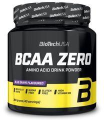 BioTech USA BCAA ZERO 360g broskvový čaj