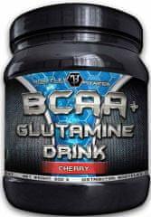 Bodyflex Fitness BCAA + Glutamine Drink 300g višeň