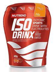 Nutrend IsoDrinx 420g hořký citron