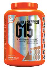 Extrifit G 15 Anabolic Gainer 3000g čokoláda