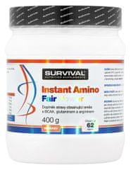 Survival Instant Amino Fair Power 400g jahodové mojito