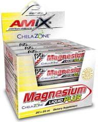 Amix Nutrition Magnesium Liquid Plus 25ml ananas