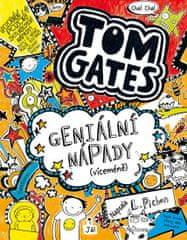 Pichon Liz: Tom Gates 4 - Geniální nápady (víceméně)