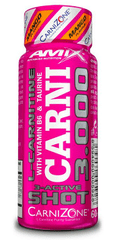 Amix Nutrition Carni Shot 3000mg 60ml mango