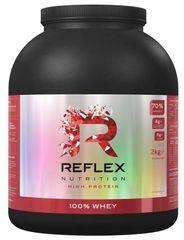 Reflex Nutrition 100% Whey Protein 2000g slaný karamel