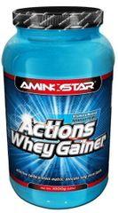 Aminostar Whey Gainer Actions 1000g čokoláda