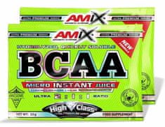 Amix Nutrition BCAA Micro Instant Juice 10g ananas