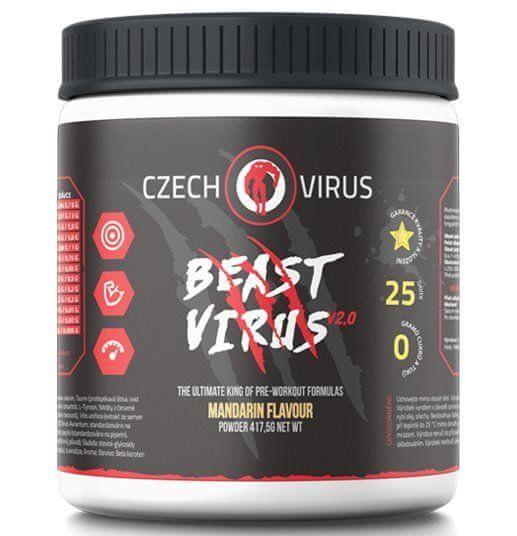 Czech Virus Beast Virus V2.0 417,5 g mandarinka
