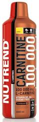 Nutrend Carnitine 100000 1000ml pomeranč
