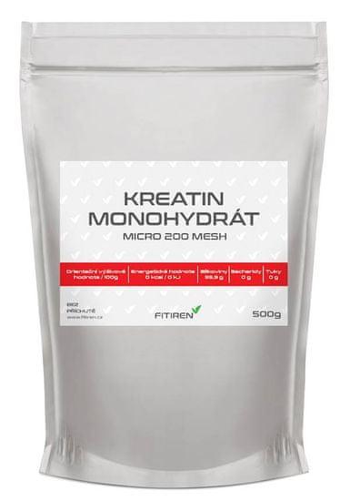 Fitiren Kreatin Monohydrát 500g