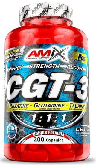 Amix Nutrition CGT-3 500kapslí