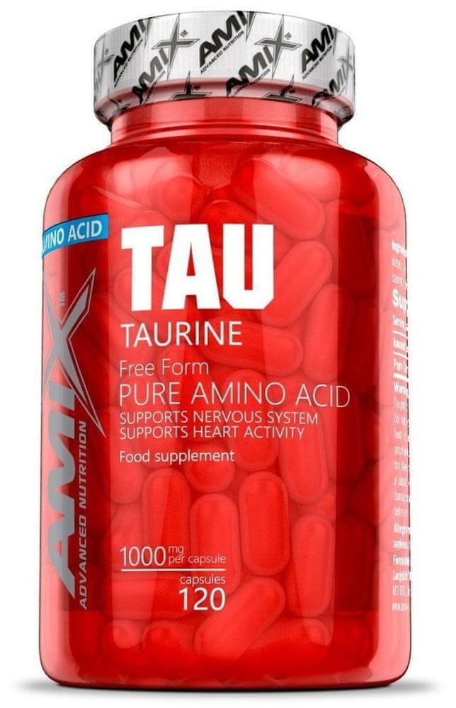 Amix Nutrition Amix Taurin 120 kapslí
