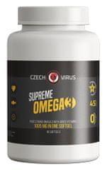 Czech Virus Supreme Omega 3 90kapslí