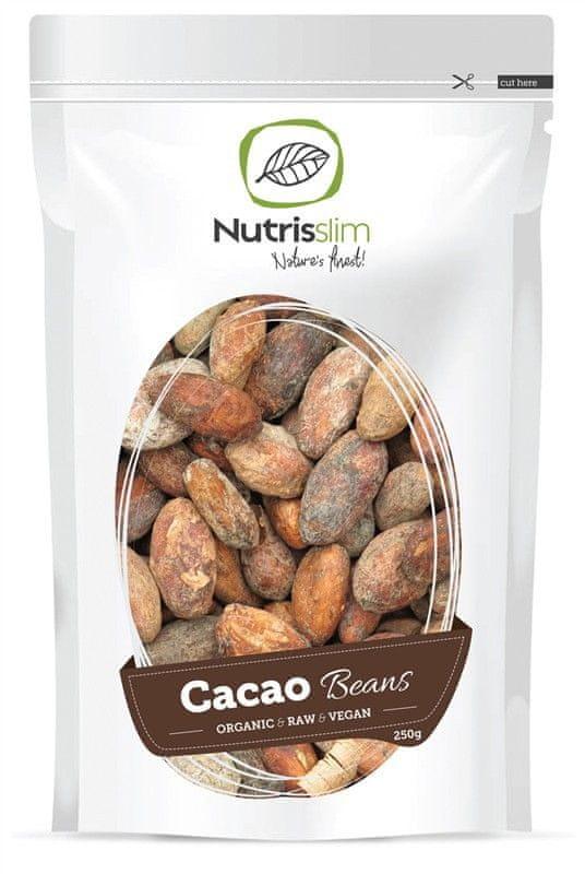 Nutrisslim BIO Cacao Beans 250 g