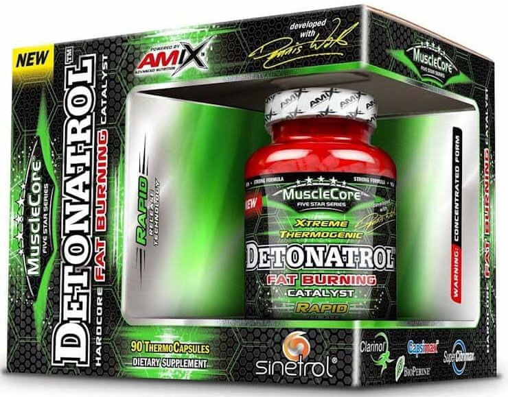 Amix Nutrition Amix Detonatrol 90 kapslí
