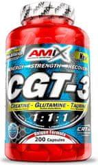 Amix Nutrition CGT-3 200kapslí