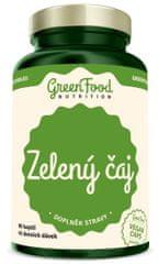 GreenFood Zelený čaj 90 kapslí
