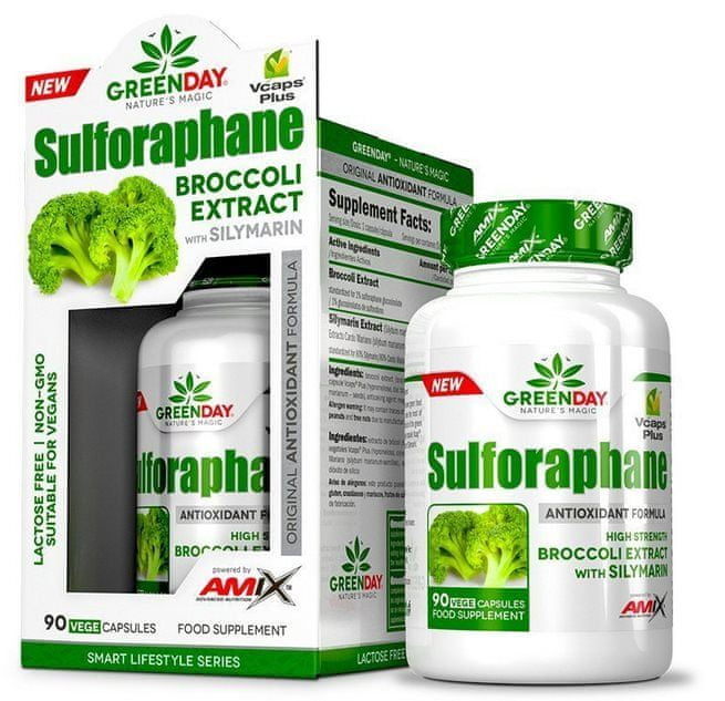 Amix Nutrition Amix Sulforaphane 90 kapslí