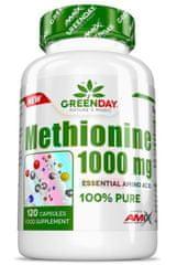 Amix Nutrition Methionine 1000 mg 120kapslí