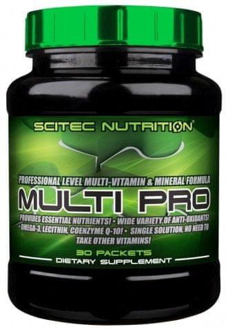 Scitec Nutrition Multi Pro 30sáčků