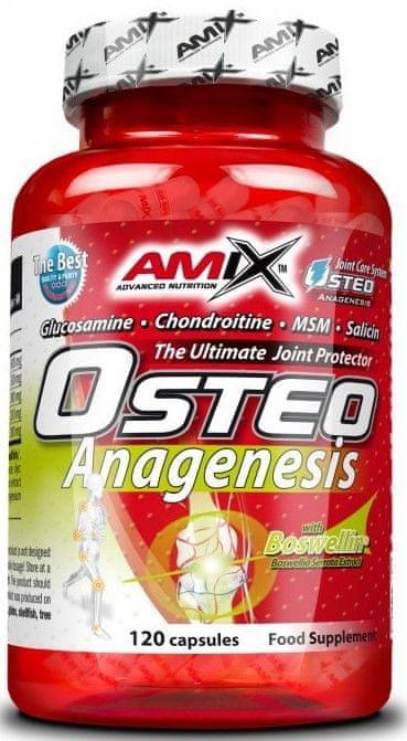 Amix Nutrition Amix Osteo Anagenesis 120 kapslí
