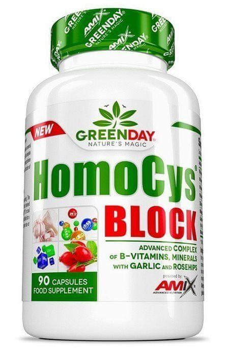 Amix Nutrition Amix Homocys Block 90 kapslí