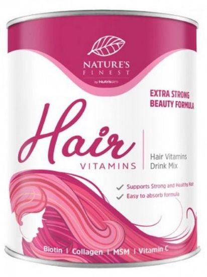Nutrisslim Hair Vitamins (Podpora vlasů) 150 g