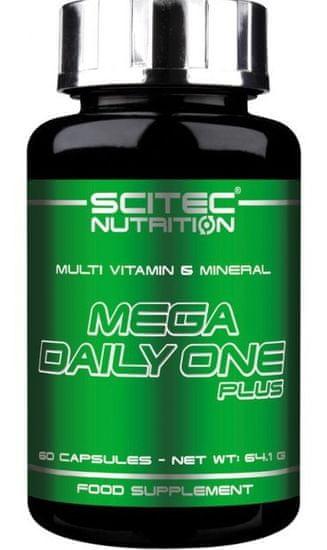Scitec Nutrition Mega Daily One Plus 60kapslí