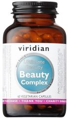 VIRIDIAN nutrition Ultimate Beauty Complex 60kapslí