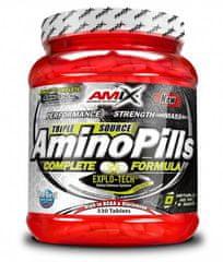 Amix Nutrition Amino Pills 660tablet